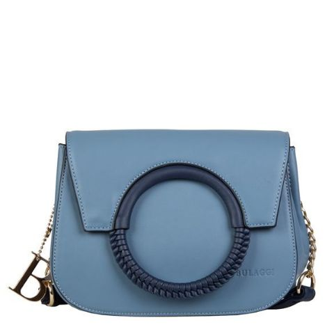 BULAGGI  Blue Cross Body Hand Bag
